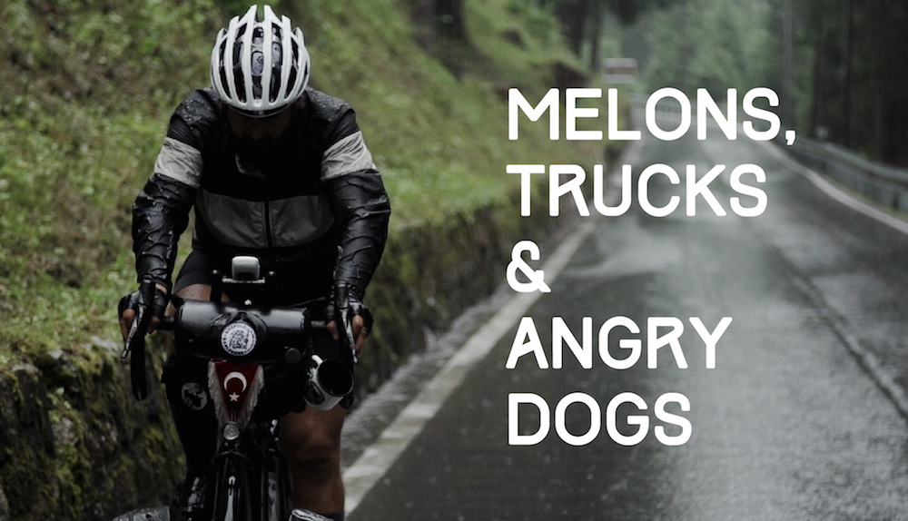Melons, Trucks Angry Dogs