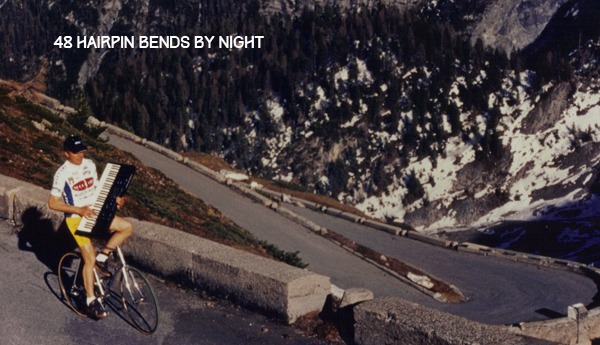 – 48 Hairpin Bends by Night –