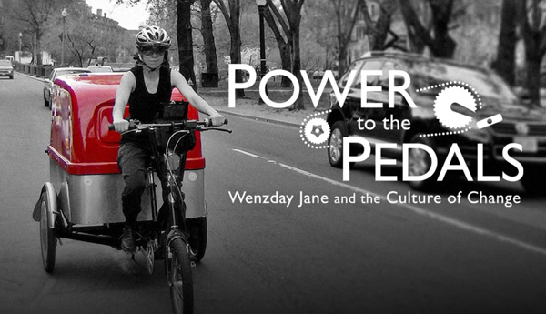 – Power to the Pedals: Wenzday Jane and the Culture of Change –