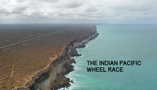 — The Indian Pacific Wheel Race —