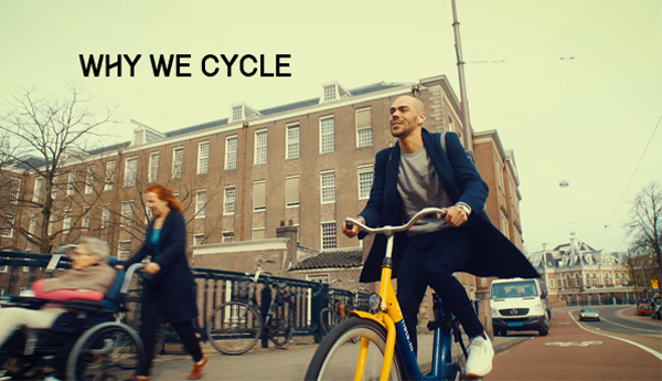 — Why we cycle —