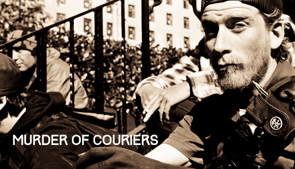 Murder of Couriers
