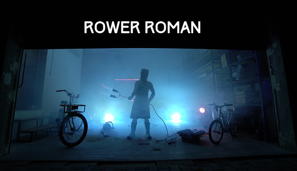 Rower Roman – the story of a bike