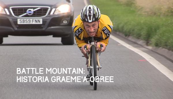 Battle Mountain: historia Graeme'a Obree
