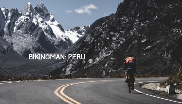 BikingMan: Peru – Inca Divide