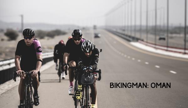 BikingMan: Oman