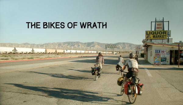 The Bikes of Wrath
